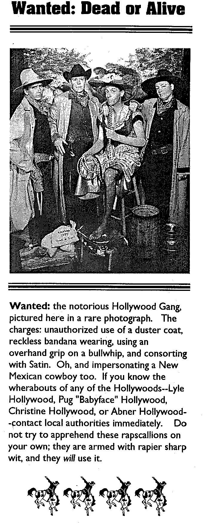 hollywood gang
