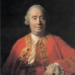 David Hume, portrait by Allan Ramsay