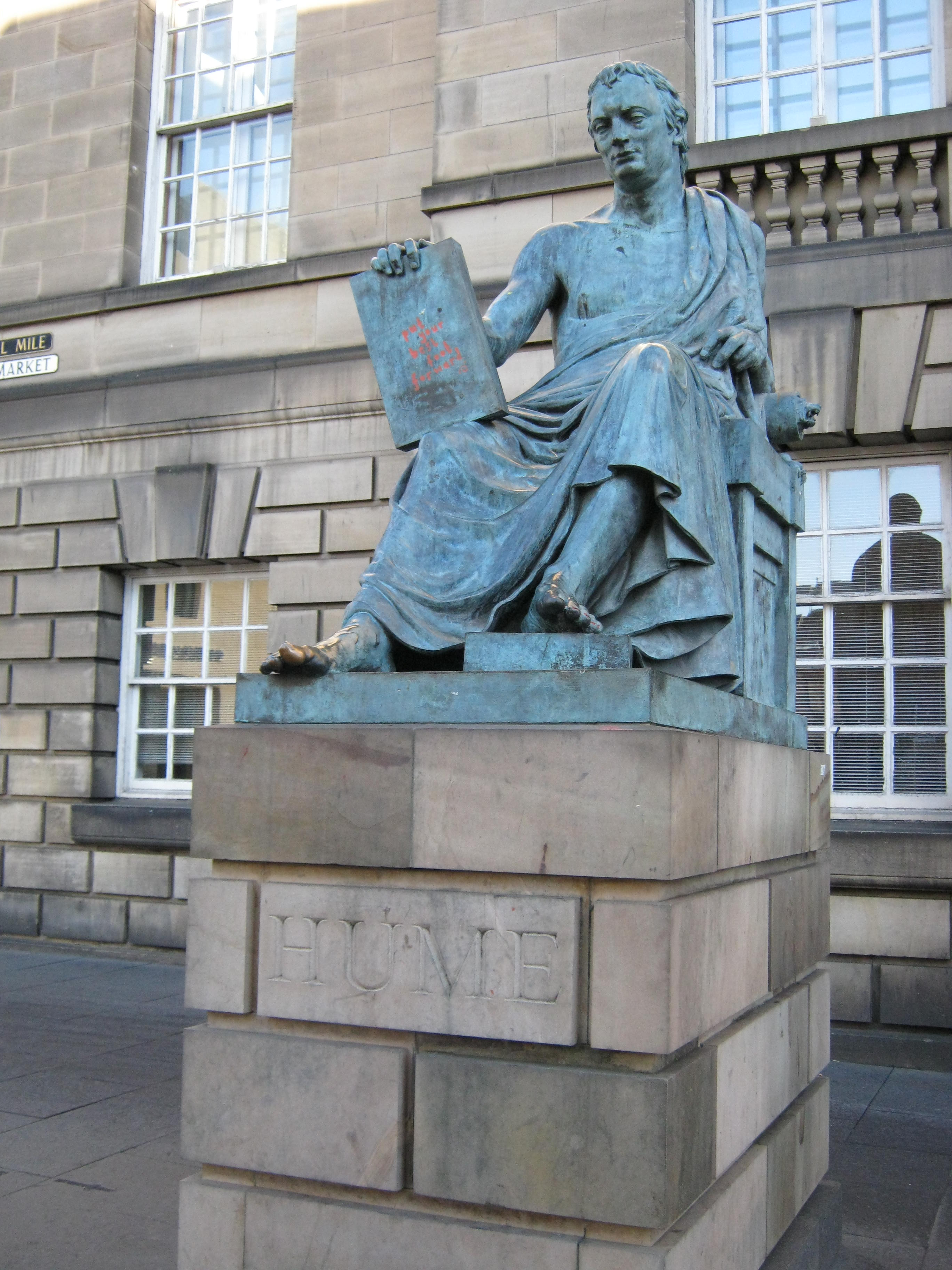 Philosophical Geocaching Part II: Hume - Posted on January
